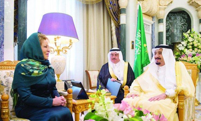 Russian Parliament Chairman: Saudi Arabia is Our Main Partner