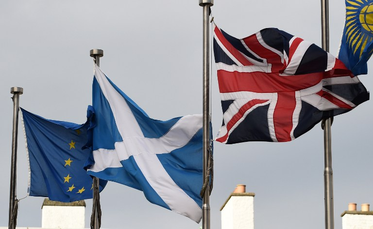 Spain Will Not 'Initially' Veto Scotland from Joining EU