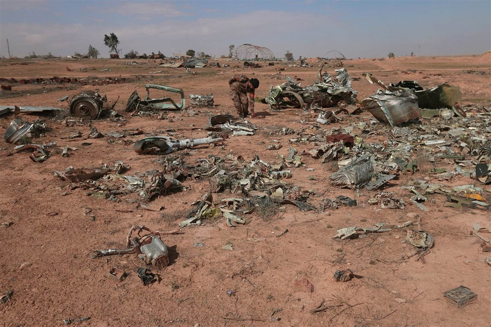 18 Syrian Democratic Forces Members Killed in Friendly Fire
