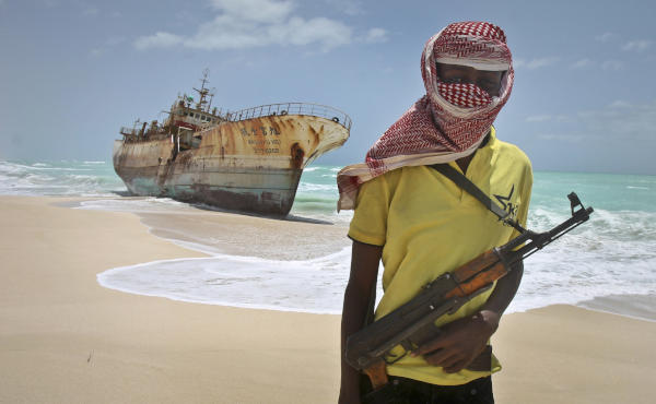 Pirates Hijack Indian Vessel Off Somali Coast