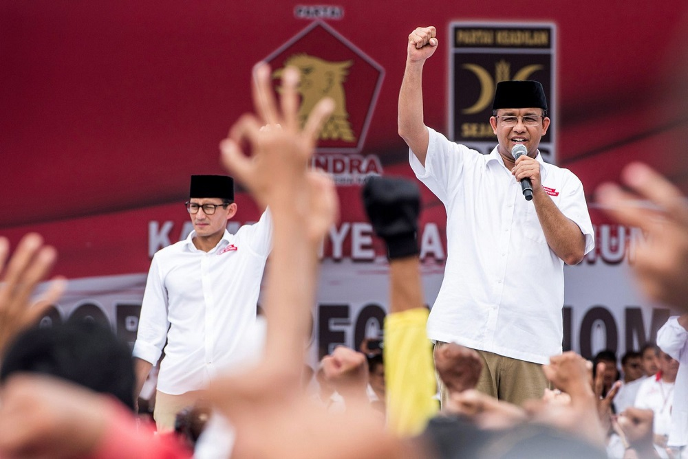 Muslim Candidate Wins Jakarta Elections