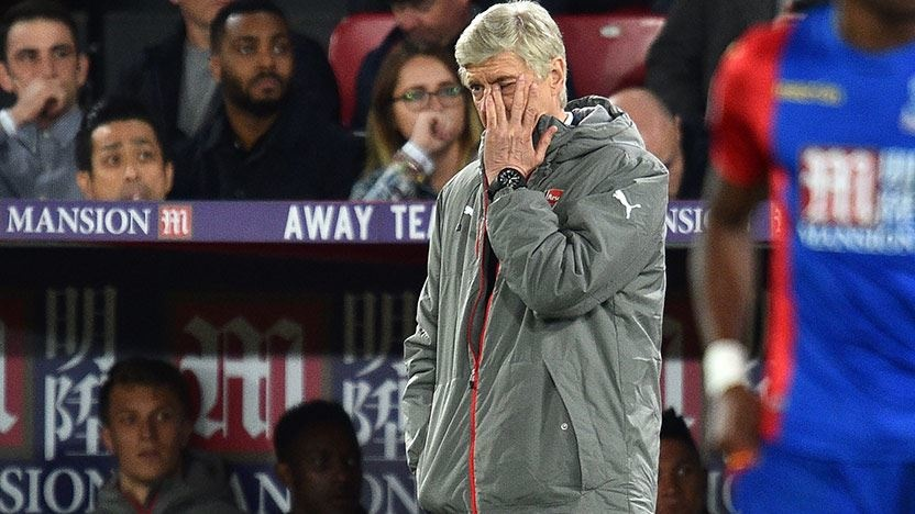 Arsenal's Latest Bruising Beating Leaves Arsène Wenger at Point of No Return