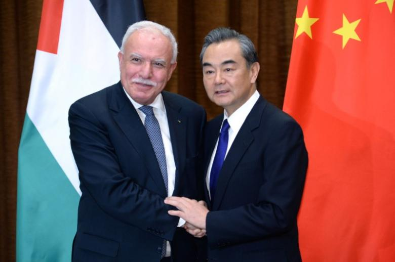 China Calls for Ending 'Historic Injustice against Palestinians