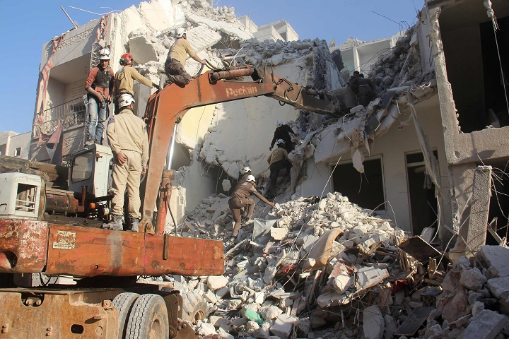 Warnings of Humanitarian Disaster as Most of Syria's Idlib Hospitals Go out of Service