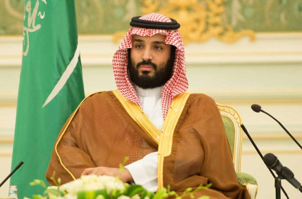 Deputy Crown Prince Affirms Kingdom's Full Support to Egypt against Terrorism