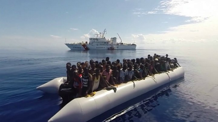 IOM: Thousands of Migrants Rescued in Mediterranean over Weekend