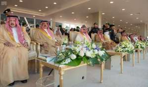 Custodian of the Two Holy Mosques Patronizes Closing Ceremony of King Abdulaziz Festival for Camels and Launches Saudi Village for Camels