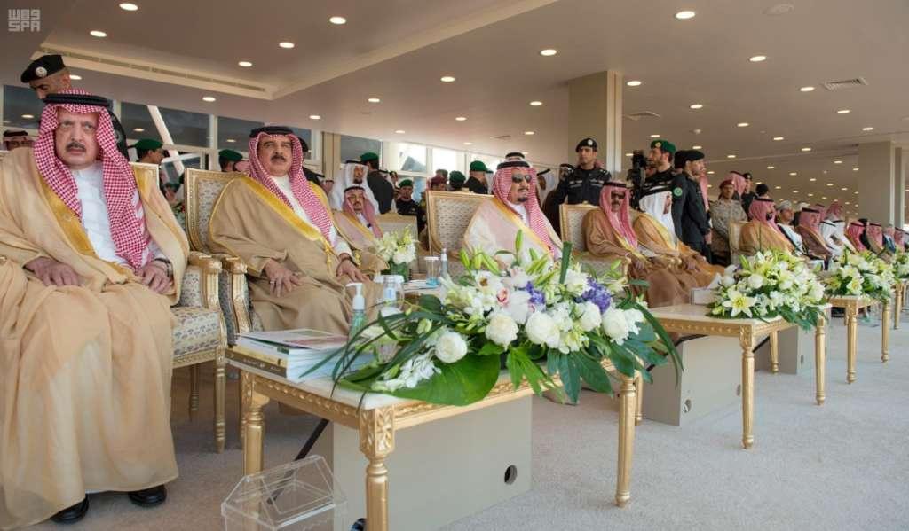 King Salman Patronizes Closing Ceremony of King Abdulaziz Camel Festival, Launches Saudi Village for Camels