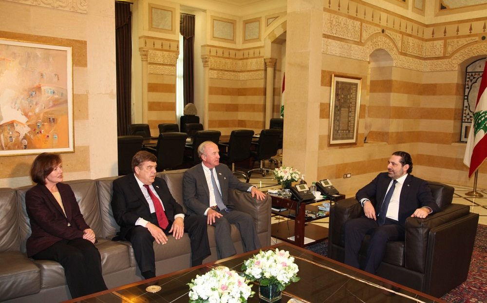 US Congress Delegation in Beirut to Bolster Security Cooperation