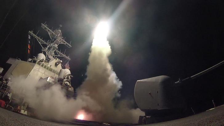 Counter-Propaganda against US Strike on Syria