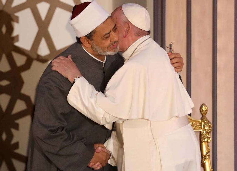 Ties with the Vatican and other Religions