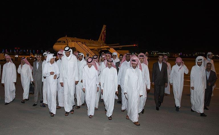 Qataris in Iraq Released, Riyadh Thanks Baghdad