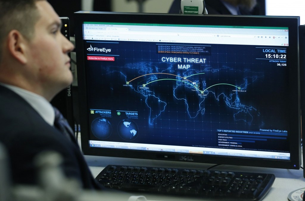 Israel Fends Off Tehran-Linked Cyber Attack