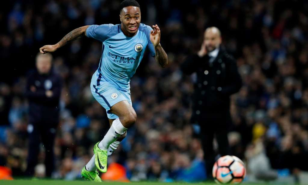Raheem Sterling: 'I've Got that Face People Don't Like but I'm not a Brat'