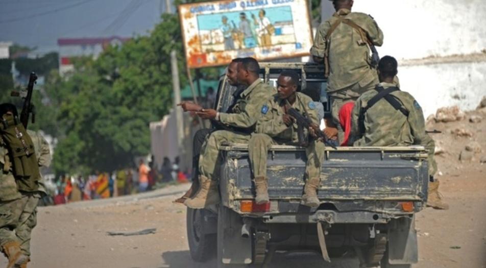 Shabaab Bombing Kills Six Soldiers in Somalia