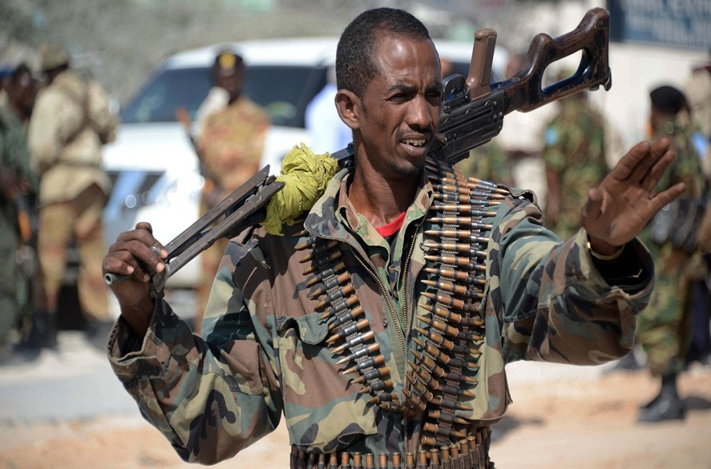 Four Shabaab Fighters Executed in Somalia