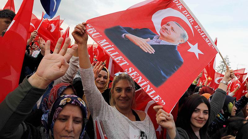 Turkey Condemns 'Unjust' European Decision to Put it on Watchlist