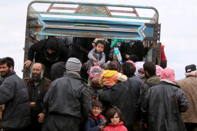 Brussels Conference on Syria Pledges $11 Billion in Aid