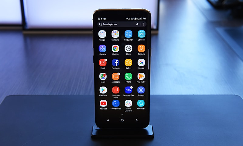 Samsung Profits Rise as Galaxy S8 Hits Stores
