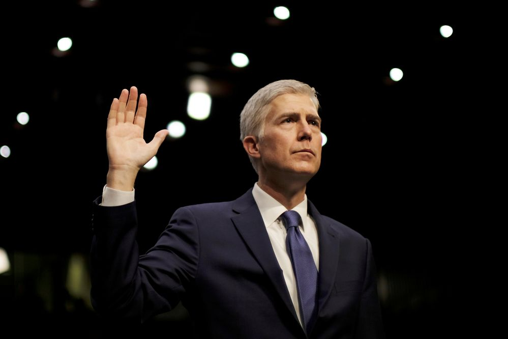 Gorsuch Confirmed to US Supreme Court in Major Trump Victory