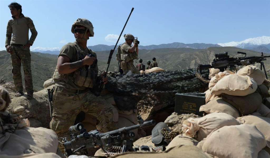 Kabul: 36 Suspected ISIS Militants Killed in Massive US Bomb