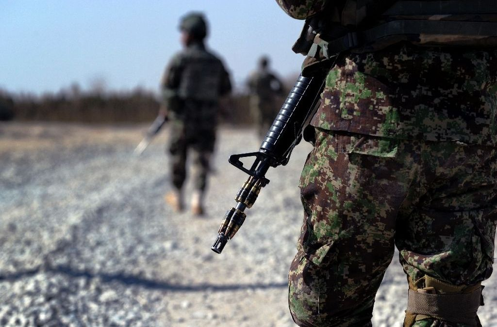 Over 100 Casualties in Taliban Attack on North Afghan Army Base