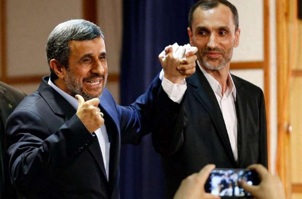 Ahmadinejad Enters Presidential Race against Khamenei's Wishes