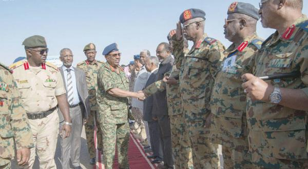 Saudi-Sudanese 'Blue Shield' Military Drill Successfully Concluded