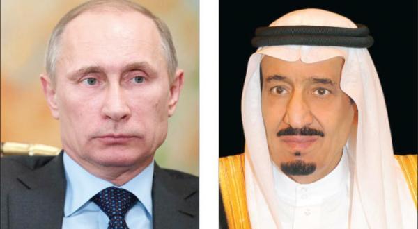 King Salman Denounces Terrorist Act in Russia