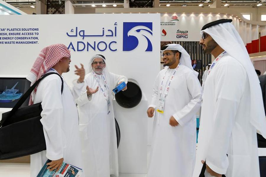 Aramco Inks MoUs with ADNOC, Masdar