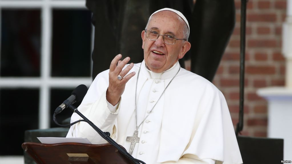 US ISIS Militant Admits Plotting to Kill Pope Francis in 2015