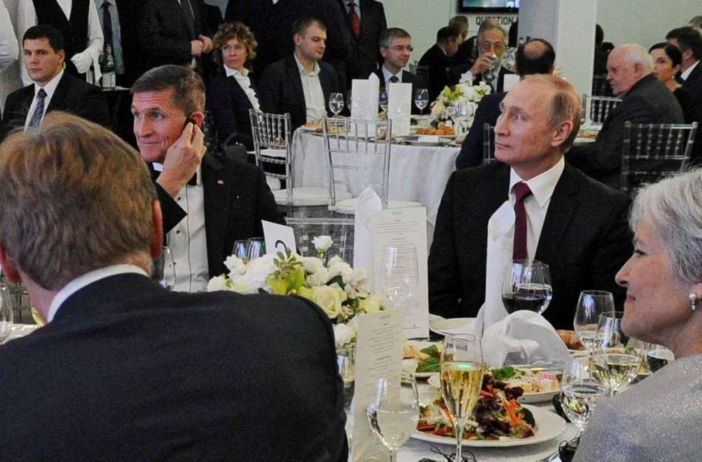 Flynn Requests Immunity in Exchange for Information on 'Russian Interference'