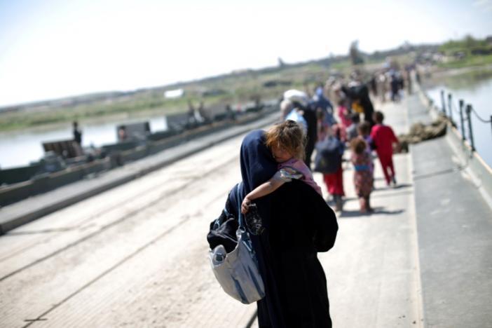 Iraqi Forces Kill Baghdadi's Aide