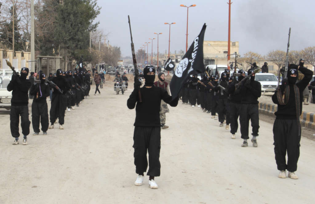 Jordanian Arrested in US before Traveling to Join ISIS