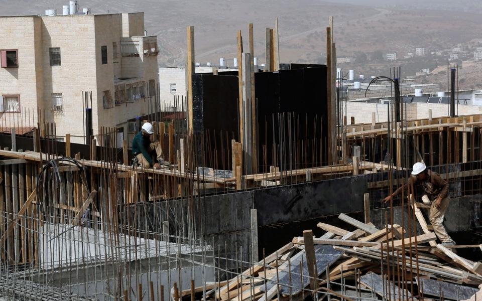 Israel Planning 15,000 more Settlement Homes in East Jerusalem