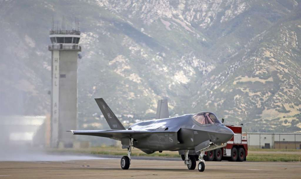 US Delivers 3 F-35 Fighter Jets to Israel