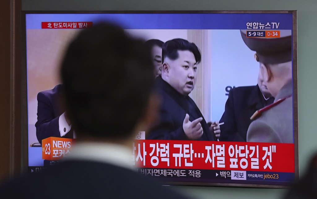 North Korea Fires Missile into Sea of Japan ahead of Trump-Xi Summit