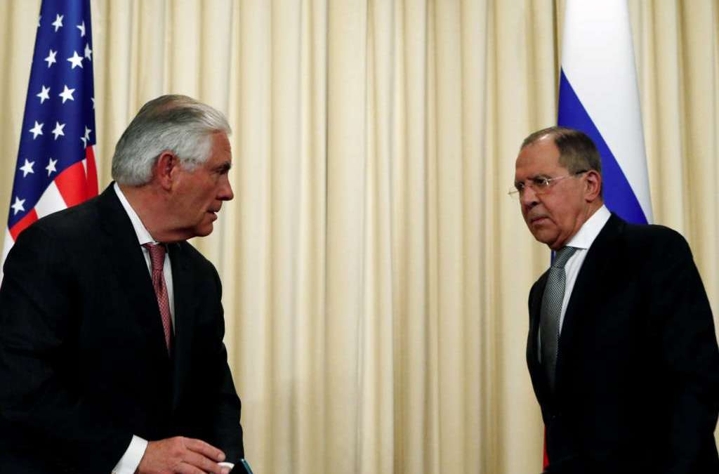 Russian Veto Protects Assad's Chemicals
