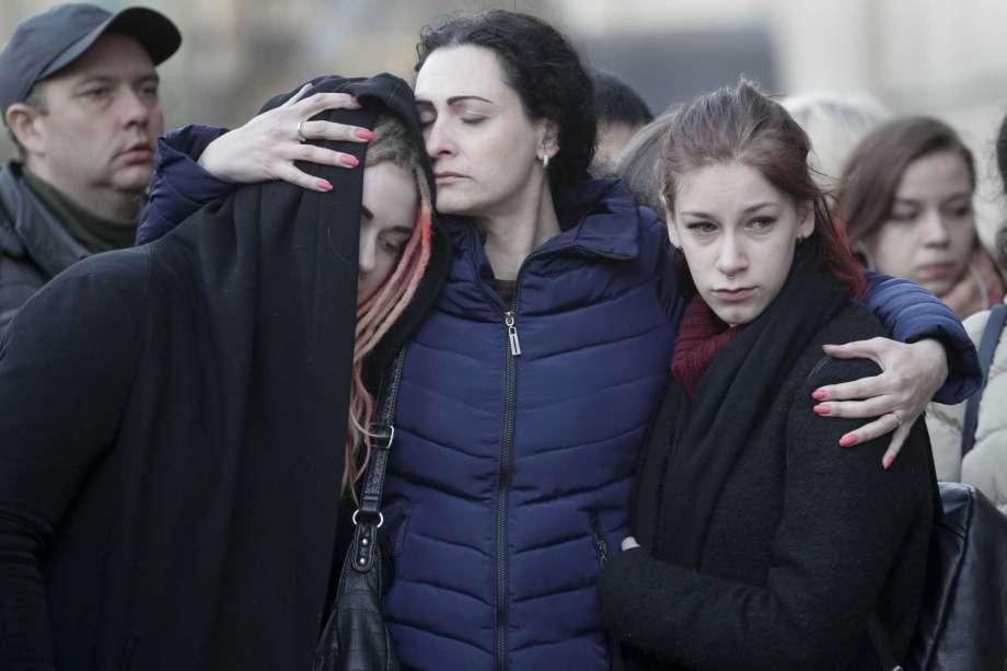6 Arrested on Terror Suspicion as Russia Probes Metro Bomber