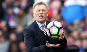 David Moyes feels he is paying for predecessors' recruitment mistakes at Sunderland, has been unlucky with injuries and wants time to conduct root and branch reform. Photograph: Scott Heppell/Reuters