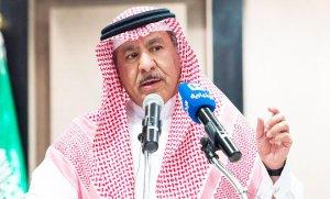 Secretary General of King Abdulaziz Center for National Dialogue Faisal bin Abdulrahman bin Muammar. SPA