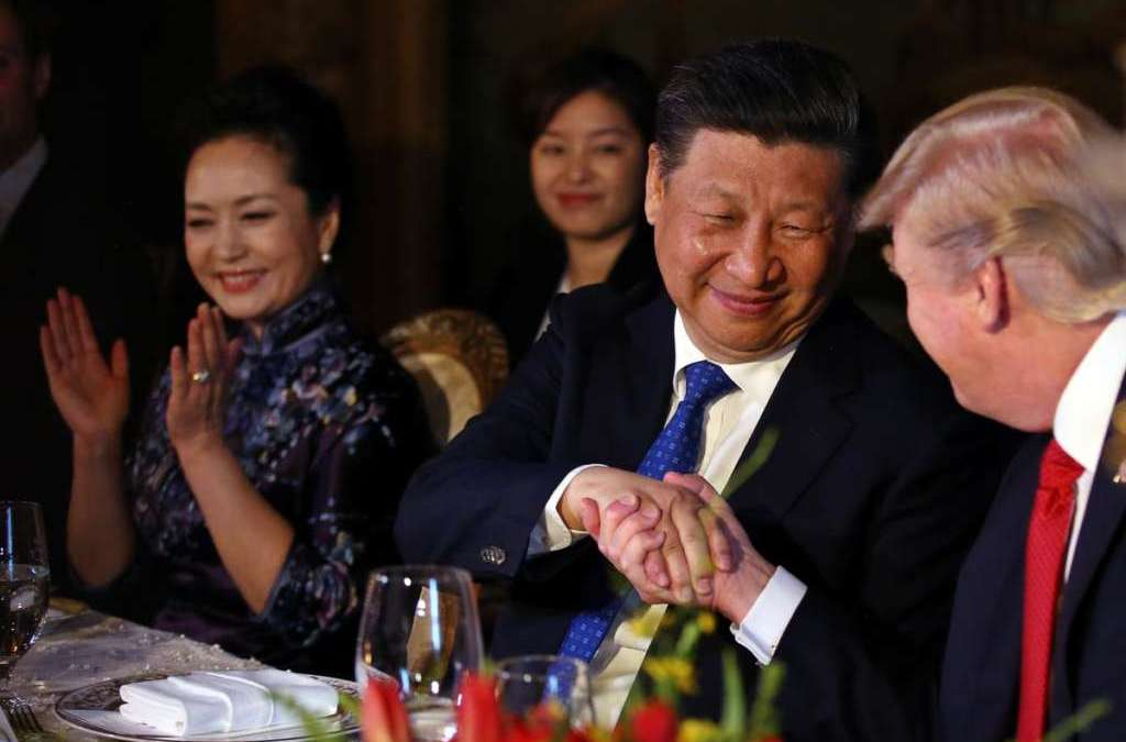 China's Xi Urges Trump Peaceful Resolution of North Korea Tensions