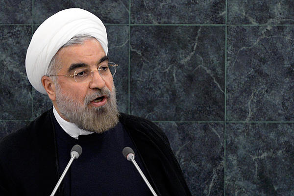 Tehran Declares Ballistic Missile Program 'Non-Negotiable'