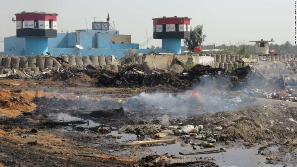 Iraq: Basra, Baghdad ISIS Bombings Claim 35 Lives