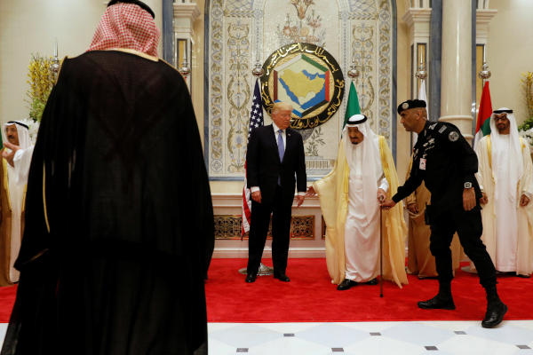 The Trump Visit to Saudi Arabia: Time for Course Correction