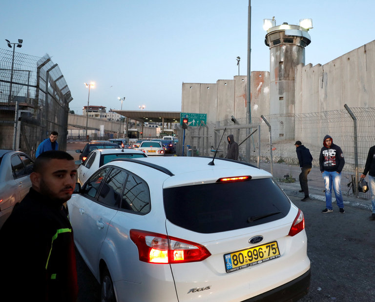 Life Behind Israel's Checkpoints