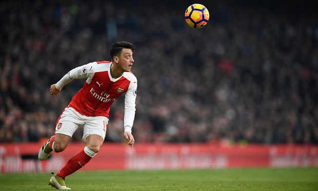 Mesut Özil, His New Driveway and the Eternal Question of His Value to Arsenal