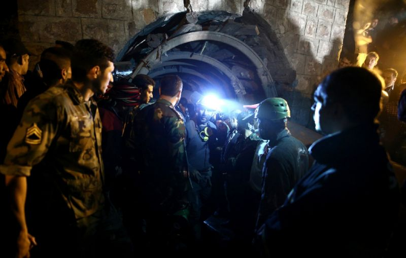 Iran Tunnel Collapse Claims 26 Lives, 'No Chance' for Trapped Coal Miners