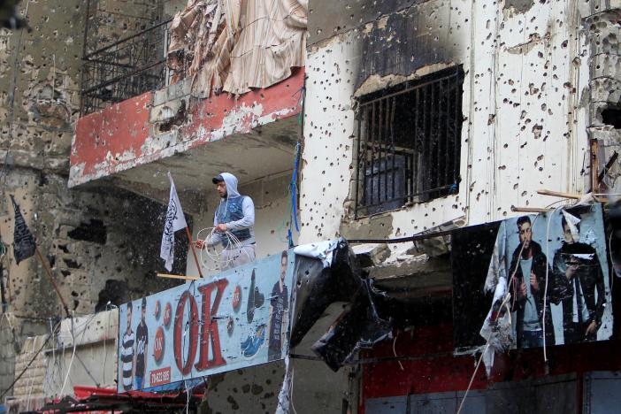 Fears Rise over Renewal of Clashes in Lebanon's Ain el-Hilweh