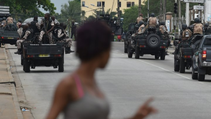 Soldiers Continue Mutiny in Ivory Coast, Block Access to Second City